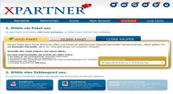 Preise xPartner
