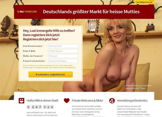 Private Sextreffen zu Hausfrauen