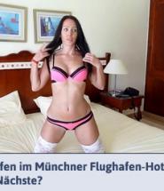 Fickdate in München