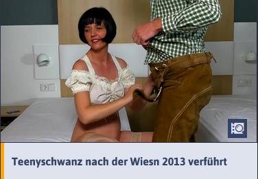 Oktoberfest Sex München